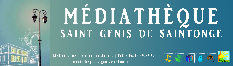 Médiathèque de Saint Genis de Saintonge